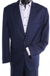Pánsky oblek ROLAND SYLVETKA B. - modrý (v. 188 cm)