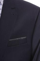 Pánsky oblek SARY B - tmavosivý (v. 182 cm) #1