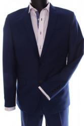 Pánsky oblek SLIM FIT DAMIAN (v. 176 cm) - kráľovský