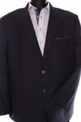Pánsky oblek (v. 176 cm) - tmavosivý