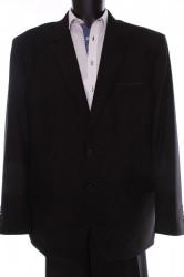 Pánsky oblek (v. 182 cm) - čierny