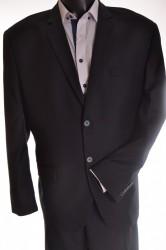 Pánsky oblek (v. 182 cm) - tmavosivý
