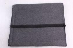 Pánsky šál (6065) (31x180 cm) - tmavosivý
