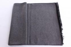 Pánsky šál VZOR 3 (W170011) - sivý (183x31 cm)