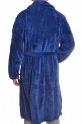 Pánsky župan (FK-2511) - modrý #1