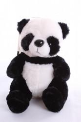 Plyšová hračka PANDA - čierno-biela (18 cm)
