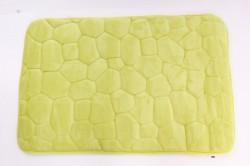 Podložka do kúpeľne (45x75) - zelená