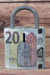 Pokladnička 20 EURO (v. 24,5 cm, p. 16 cm) #1