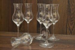 Sklenené poháre GRAPPA (6 ks)