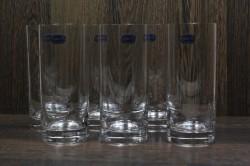 Sklenené poháre na VODU 6 ks (300 ml) BOHEMIA GLASS