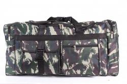 Športová taška L9970 (70x35x26 cm) - maskáčová