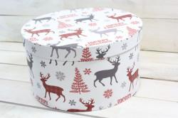 Vianočná darčeková krabica