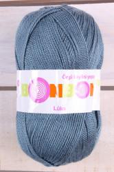 Vlna BONBON (LÜKS) 98263 - rifľovo-modrá (100g-240m)