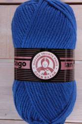 Vlna TANGO 016 - kráľovská modrá (100 g - 120 m)