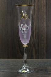 Výročný pohár na 50.narodeniny ŠAMPANSKÉ - ružový