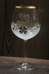 Výročný pohár na 60. narodeniny VÍNO - biely