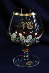 Výročný pohár na 70. narodeniny BRANDY - bordový (400 ml)