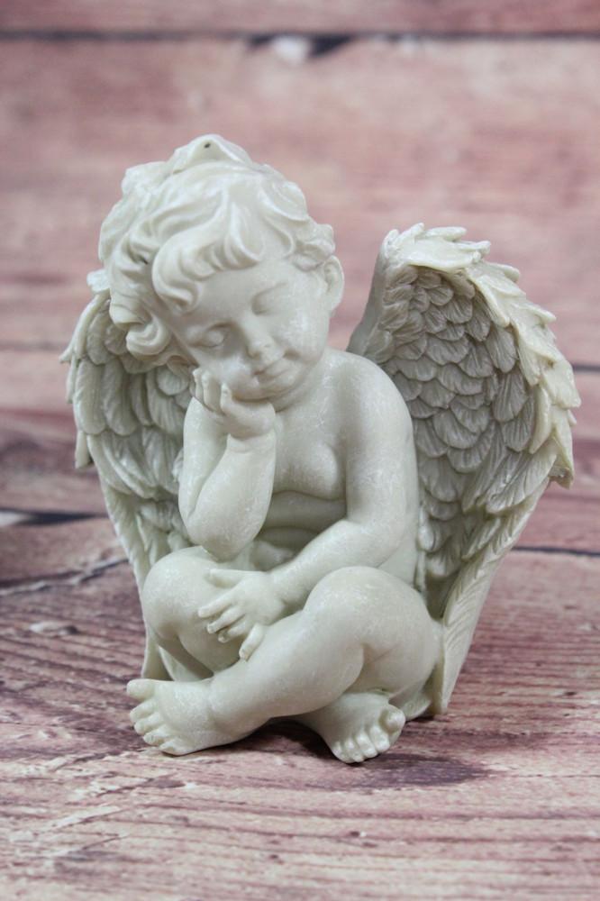Anjelik sediaci (v. 11,5 cm) 2.