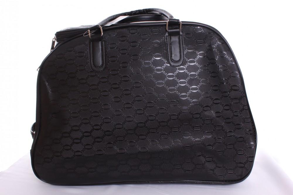 8cde8ec9e0 Cestovná taška na kolieskach veľká VZOR 1. - čierna (53x40x30 cm ...