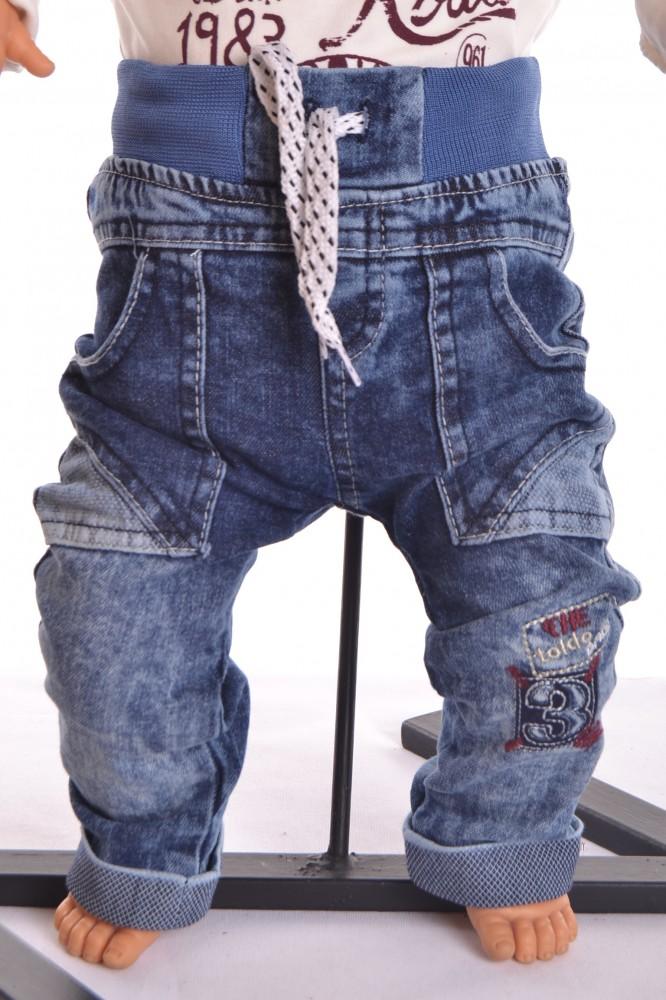 8d765b083647 Chlapčenské rifľové nohavice