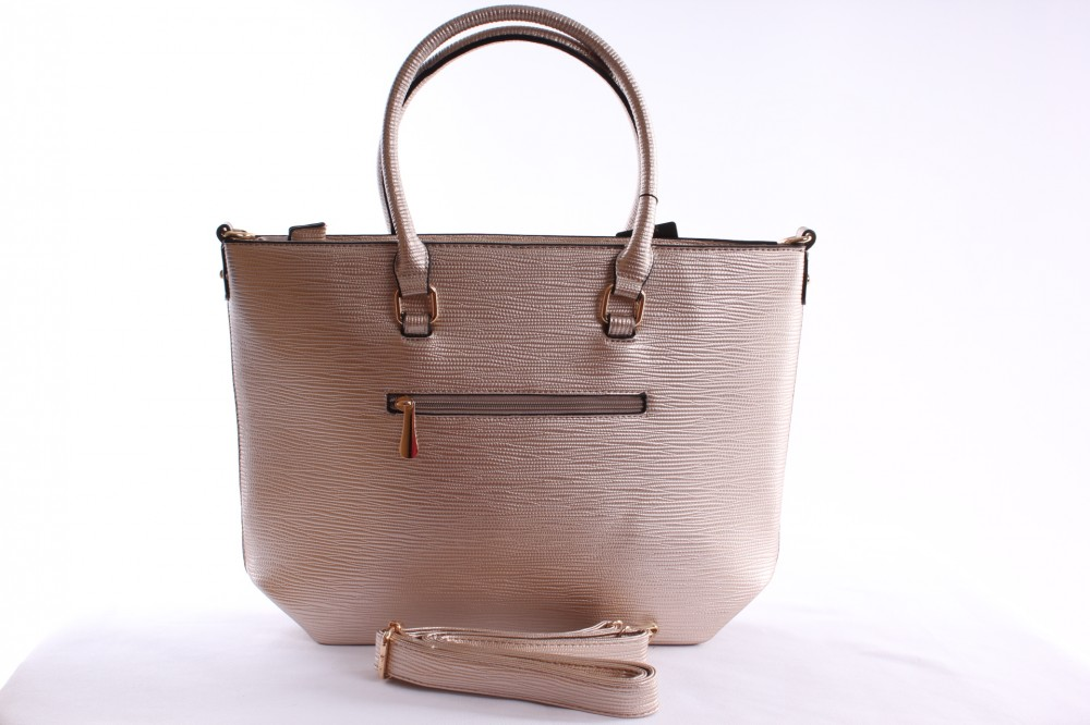 Dámska kabelka vzorovaná 9a6514b7189