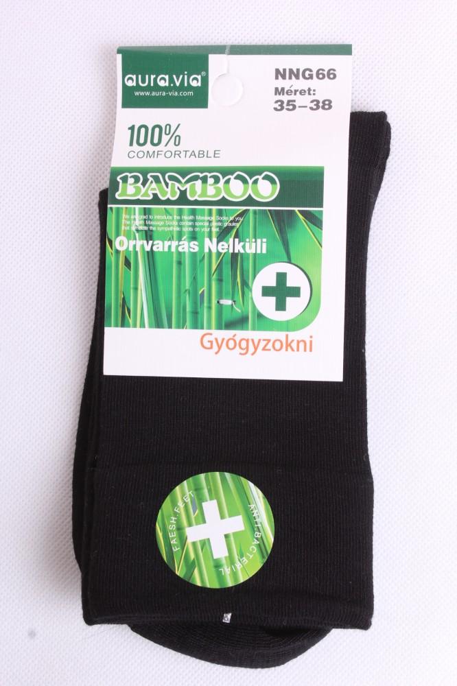 Dámske bambusové zdravotné ponožky (v. 35-38) - čierne - Dámske ... 171c38ca4d