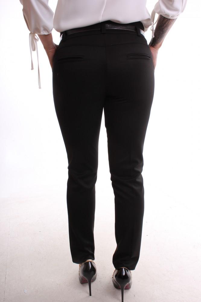 eaf37996052a Dámske elastické nohavice