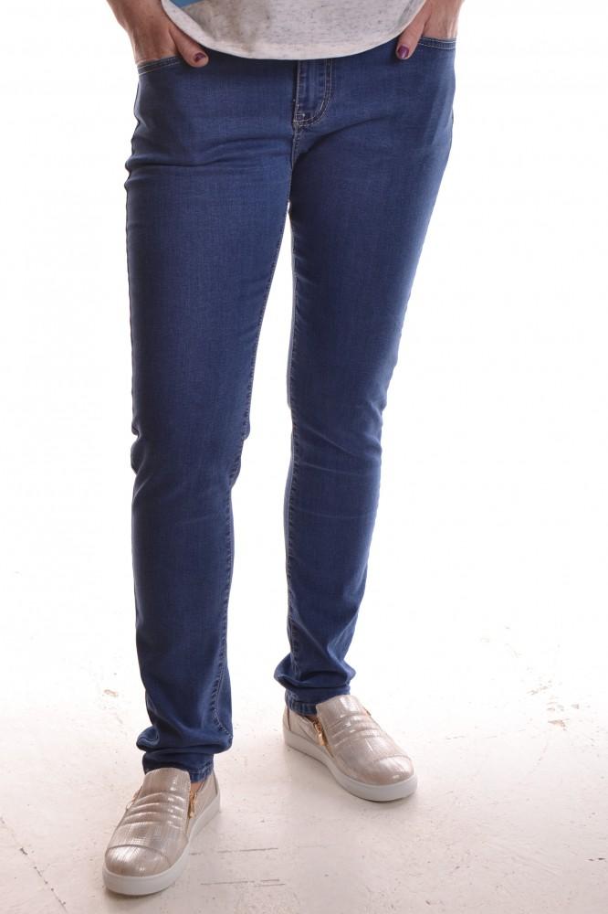 fbe54c2f9311 Dámske rifľové nohavice elastické MISS CHERRY