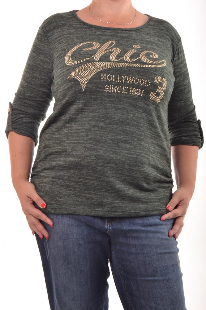 77619eb31532 Dámske tričko s nápisom