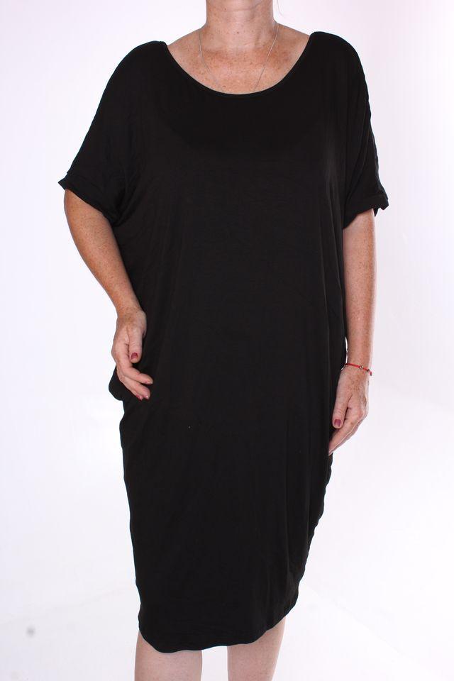 Dámske úpletové šaty - čierne - Dámske úpletové šaty - Locca.sk b9b319f34bf
