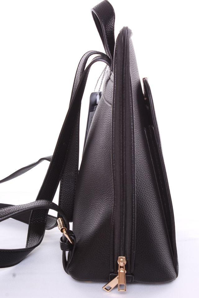 Dámsky elegantný ruksák (9166)-čierny (31x28x13) - Dámske batohy ... e13c22f8c4