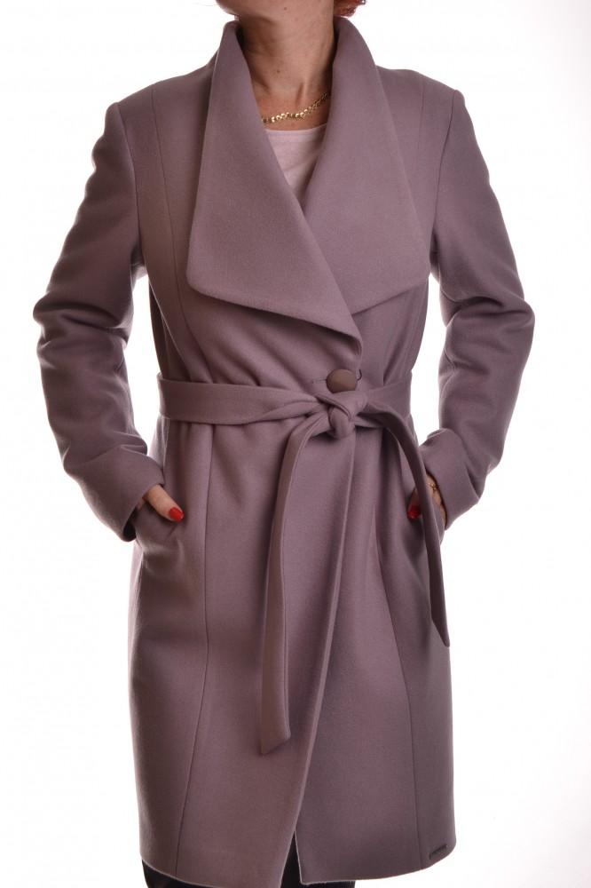 56ea1ecb36a1 Dámsky flaušový kabát