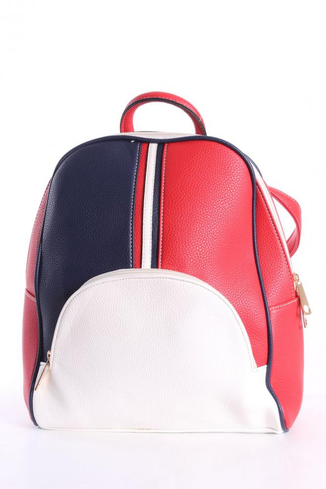 57cf5c0ef8 Dámsky ruksak (809) - trojfarebný (33x27x9 cm) - Dámske batohy ...