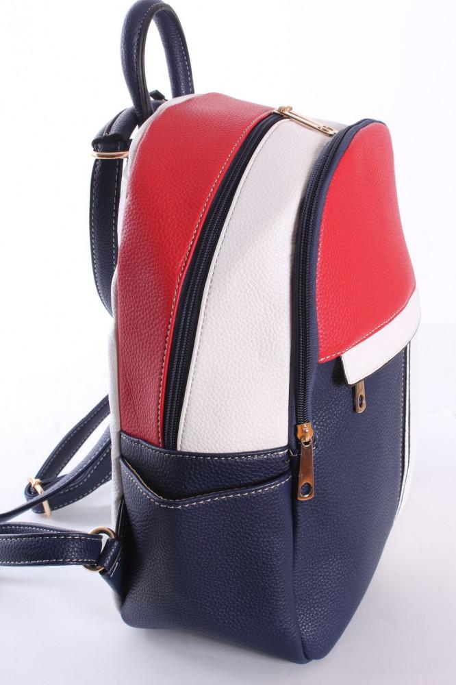 6093f6be81 Dámsky ruksak (826) VZOR 1.- trojfarebný (33x27x12 cm) - Dámske ...