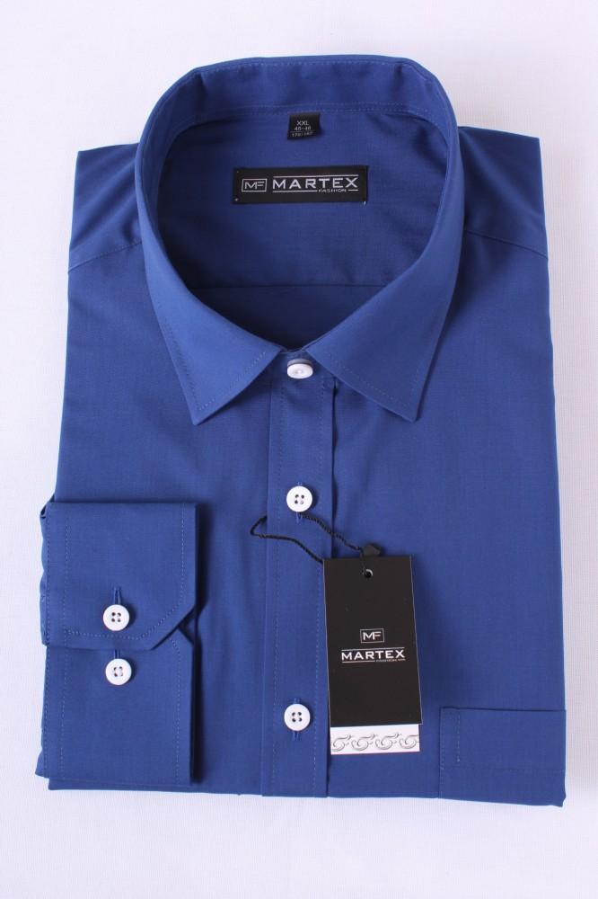 5b5eeac0b588 Pánska košeľa - parížska modrá - Pánske spločenské košele - Locca.sk