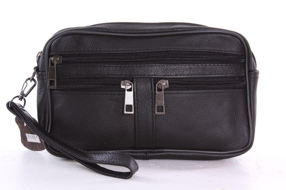34db57ea1 Pánska športová taška do ruky (8688) - čierna (22x14x4 cm) - Pánske ...