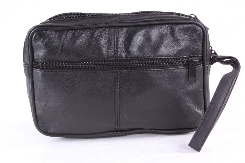f4888afb3 Pánska taška do ruky (LJ04-765) - čierna (20x13x7 cm) - Pánske tašky ...