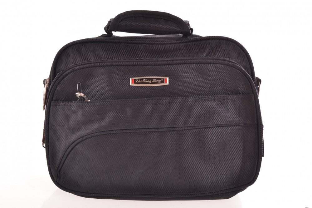 Pánska taška na ramená (B301) - čierna (30x25x15 cm) - Pánske ... 1aa83d422e3