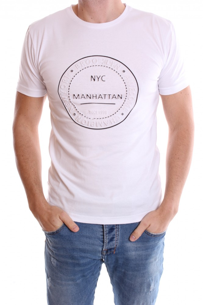 12ec9c326753 Pánske elastické tričko