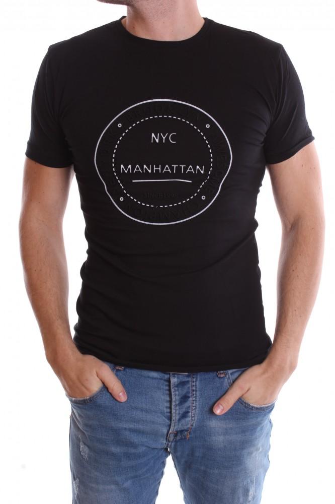 ae8a89d2575b Pánske elastické tričko
