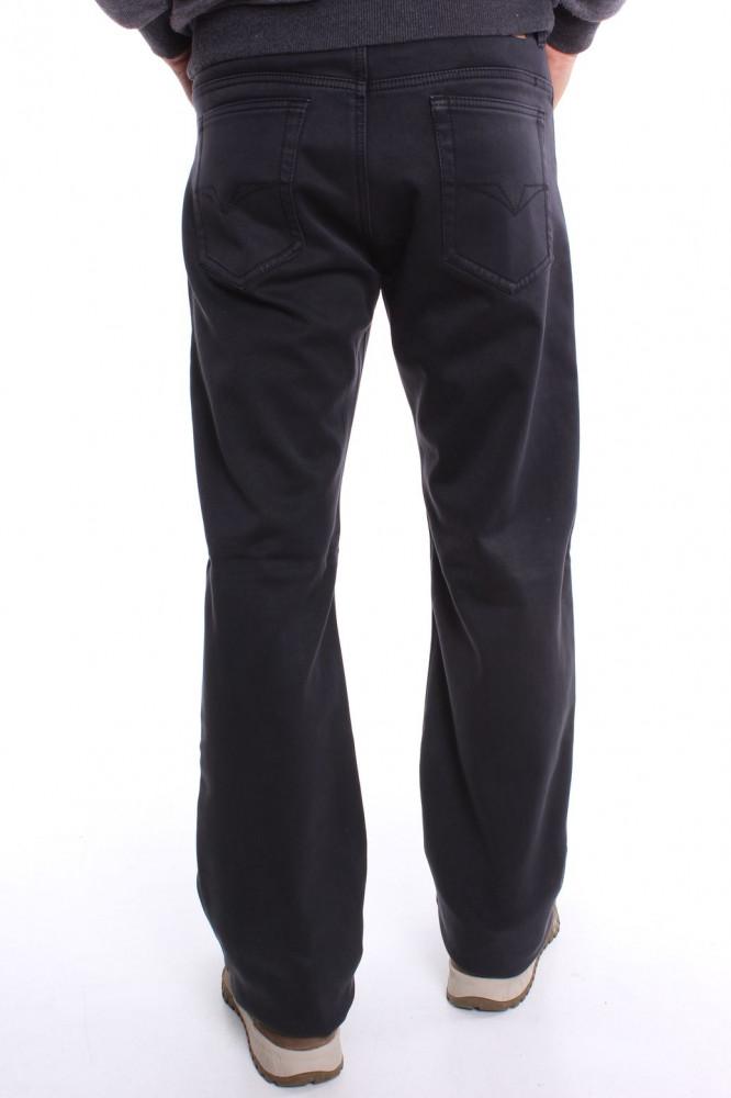 8ff455ed74fa Pánske elastické zateplené športové nohavice DOCKHOUSE (D10144-7 2) - sivé