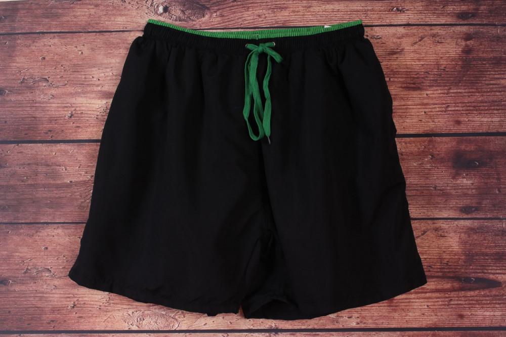 Pánske plavky K9851 - čierne