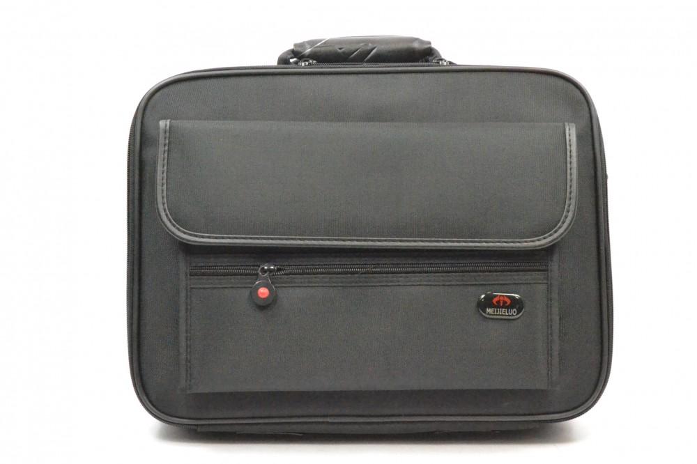 94eeedf555 Pánsky kufrík 3 - čierny (39x30 cm) - Pánske aktovky - Locca.sk
