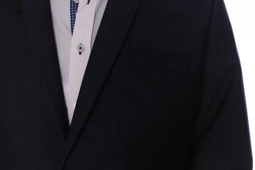 9c3f64f0f7 Pánsky oblek GORDON (KLASIK) v. 188 cm - sivo-modrý - Pánske obleky ...