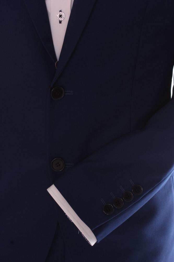 bdc82b2dbe Pánsky oblek SLIM FIT DAMIAN (v. 176 cm) - kráľovský modrý - Pánske ...