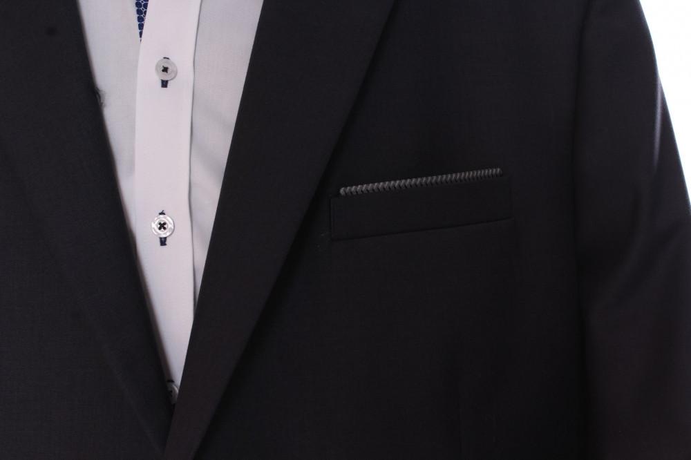 b72b354ece Pánsky oblek (v. 176 cm) - tmavosivý - Pánske obleky - Locca.sk