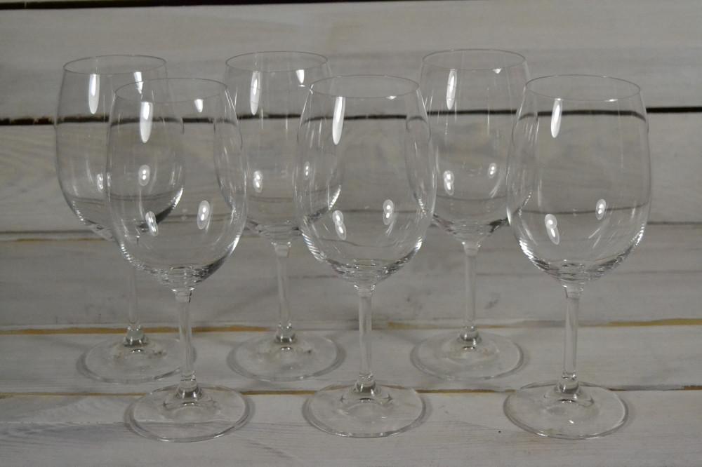 Sklenené poháre na VÍNO 450 ml (BOHEMIA GLASS)