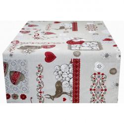 Behúň na stôl Srnec 50x150 cm Made in Italy 50 x 150 cm
