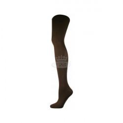 Boma Dámske pančuchy Acryl Leona čierne, L, Čierna