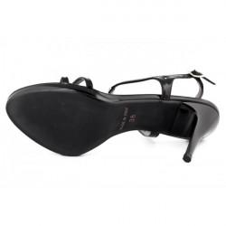 Čierne dámske sandále 880 ZODIACO, Čierna, 38 #5